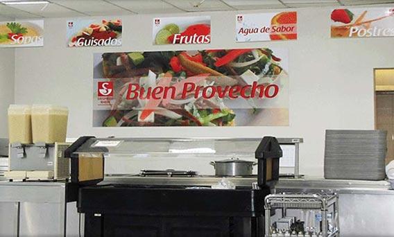 Servicio de Comedor Industrial para Empresas en Guanajuato
